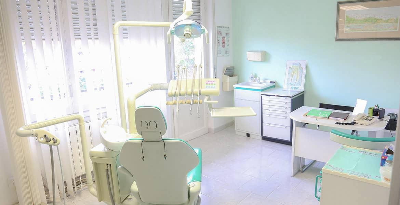 Dentista Sassari: studio del Dott. Franco Amadori