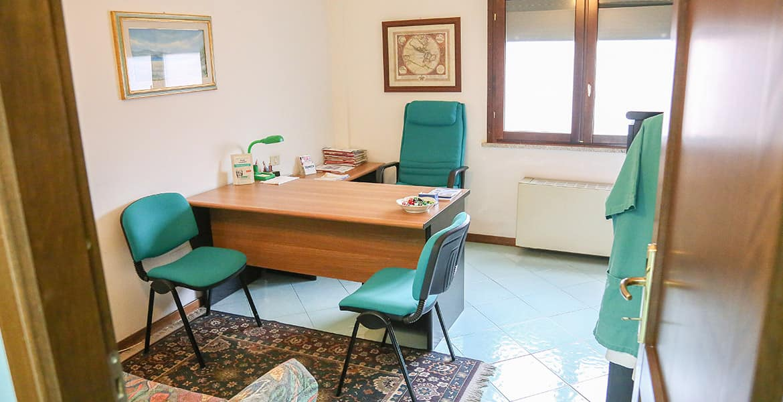 Dentista Olbia: studio del Dott. Franco Amadori